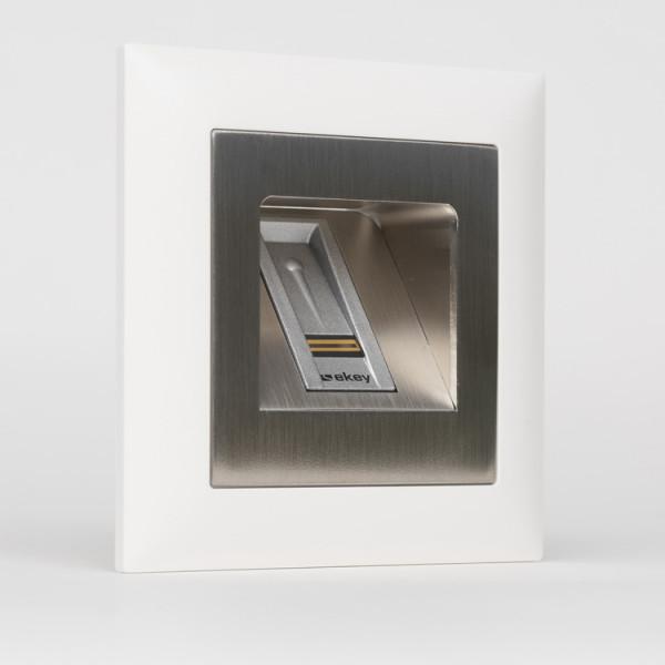 500001 Micro-Adapter Edelstahl WE