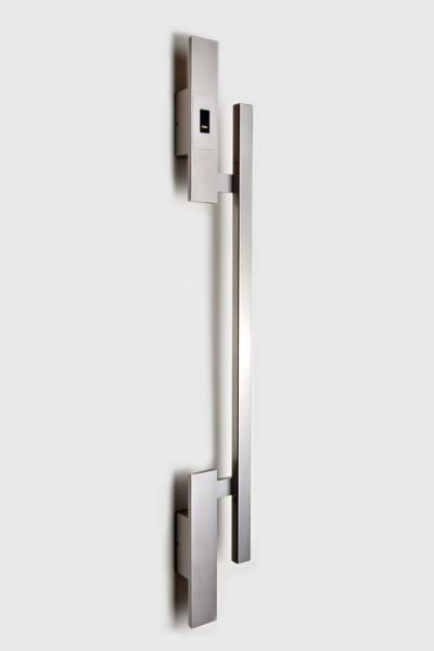 505023 Edelstahl-Stossgriff für FS IN 1000mm