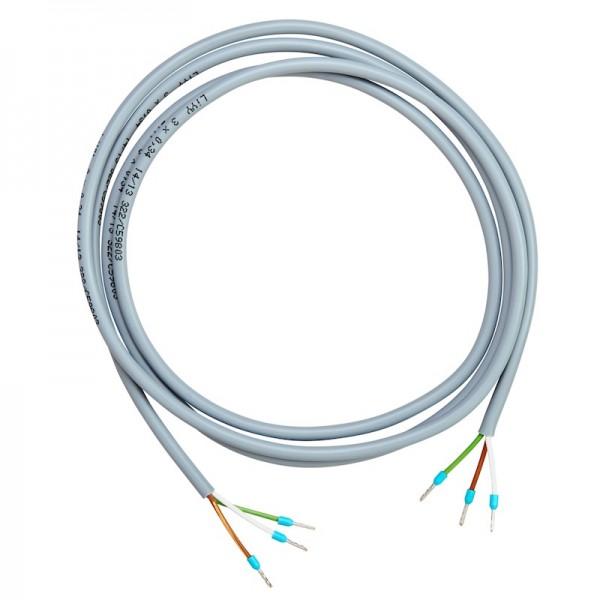 100509 Kabel Typ C 3-polig 3x0.34 offen / offen