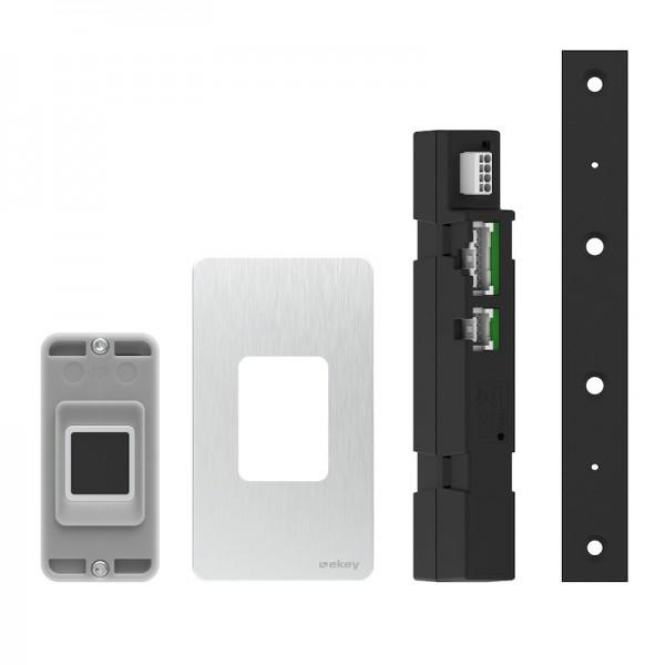 201701 ekey dLine set Aluminum/metal/plastic doors