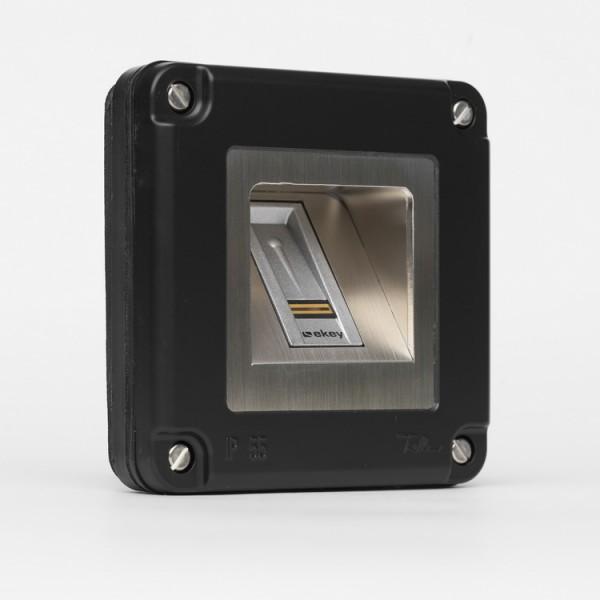 500010 Micro-Adapter Edelstahl NV SC