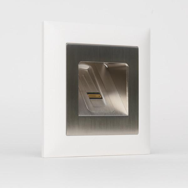 500033 Micro-Adapter Edelstahl arte WE