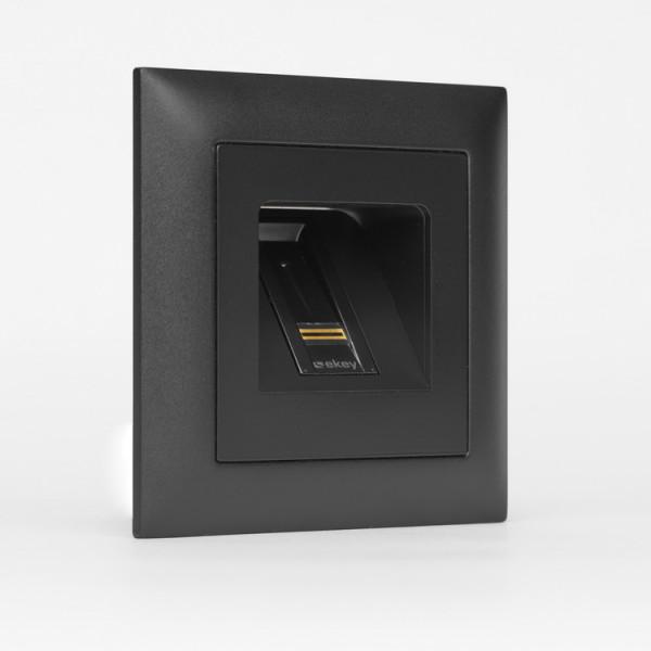 500004 Micro-Adapter Edelstahl SC SC