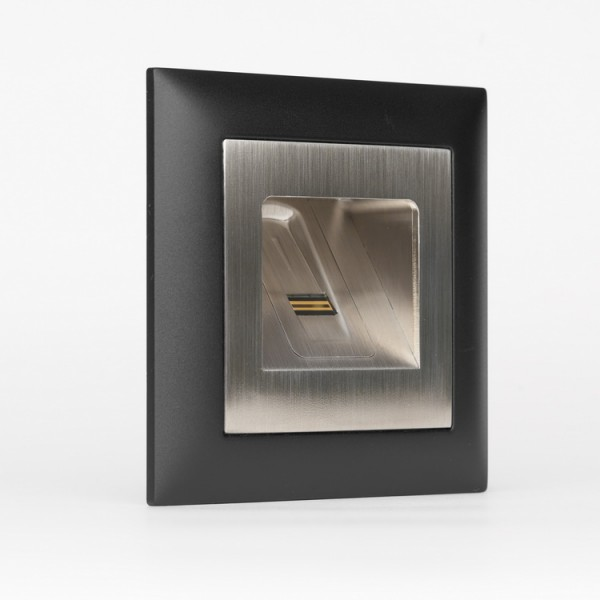 500034 Micro-Adapter Edelstahl arte SC
