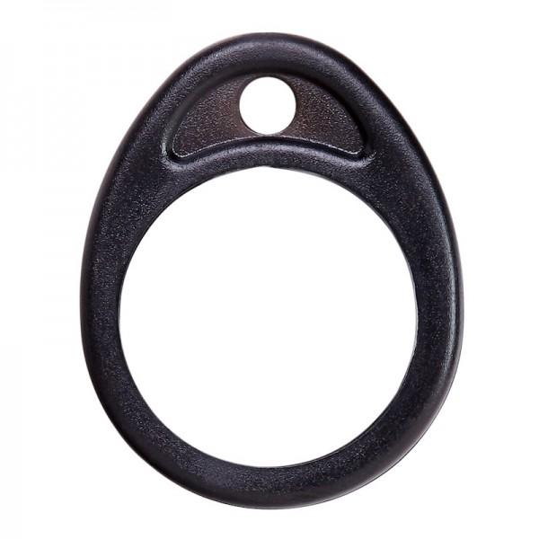 100662 ekey net RFID FOB rund schwarz