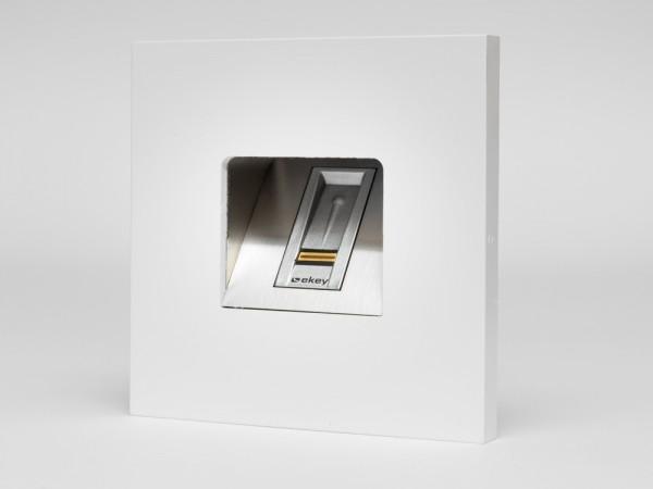 500046 Edelstahl-Adapter Siedle Vario WE