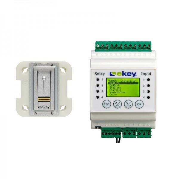 101660 ekey home Set mit Fingerscanner UP I