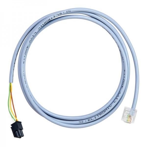101564 ekey Kabel A 1,2m 4x0,14 RJ/CP
