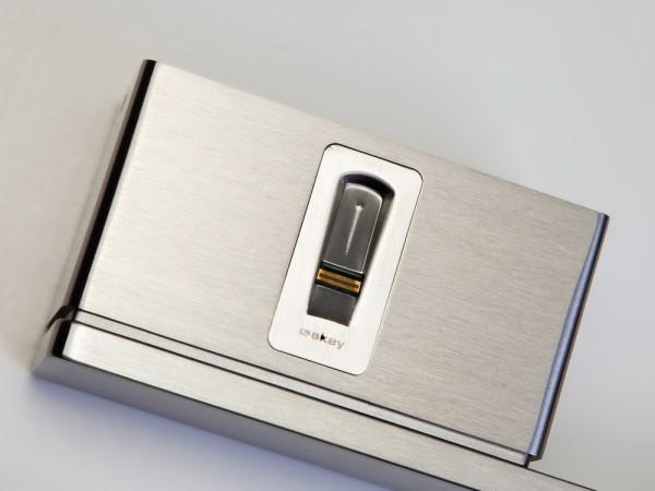 505012 Kompakter Stossgriff für ekey arte 350mm