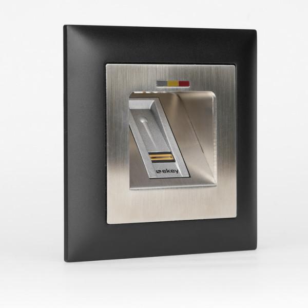 500018 Micro-Adapter Edelstahl LED SC