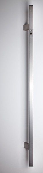 505006 Fingerscan-Griff FS arte 45° Stützen 1400mm