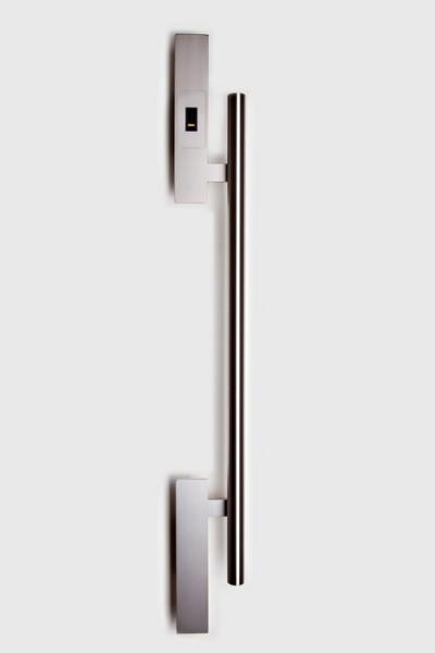 505024 Edelstahl-Stossgriff für FS IN 1000mm