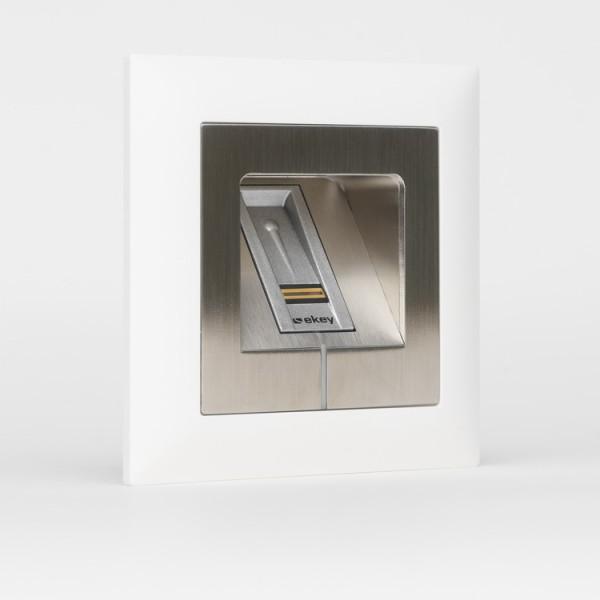 500005 Micro-Adapter Edelstahl RFID WE