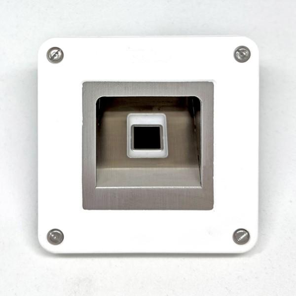 500085 Micro-Adapter Edelstahl dLine NV WE