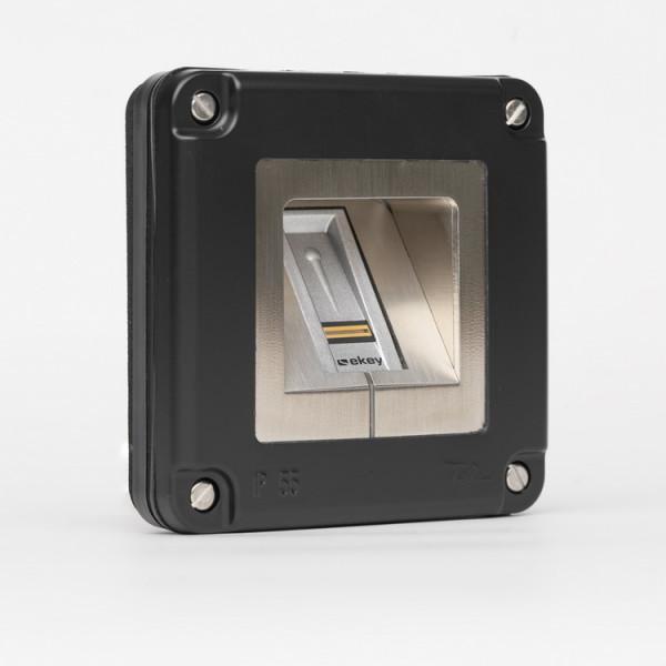 500014 Micro-Adapter Edelstahl NV RFID SC