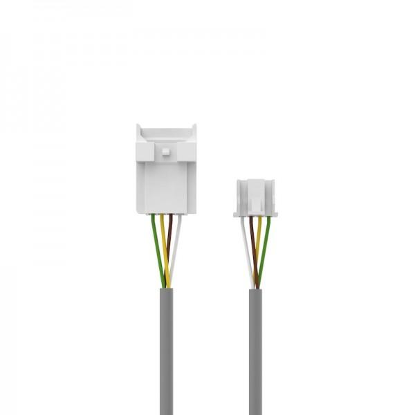 201314 ekey dLine cable FP extension 2,5 m