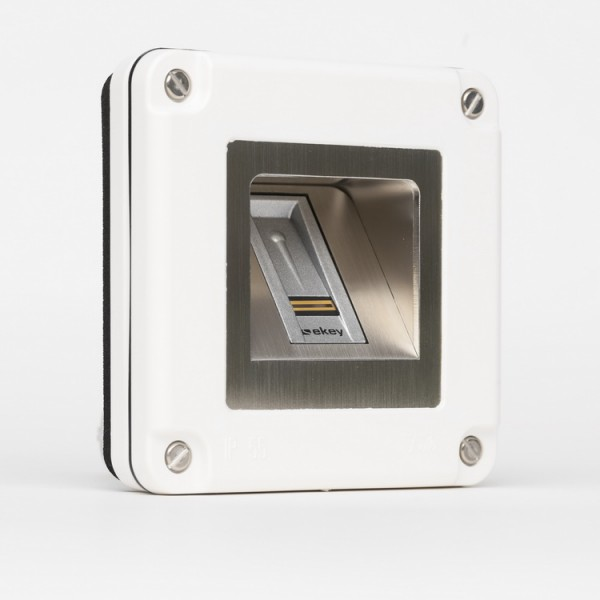 500009 Micro-Adapter Edelstahl NV WE