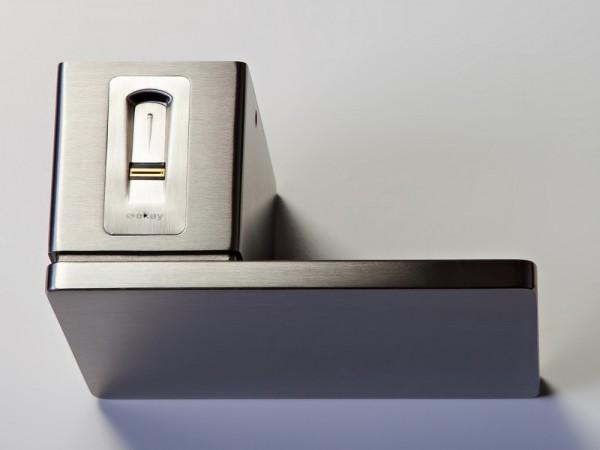 505013 Kompakter Stossgriff für ekey arte 150mm