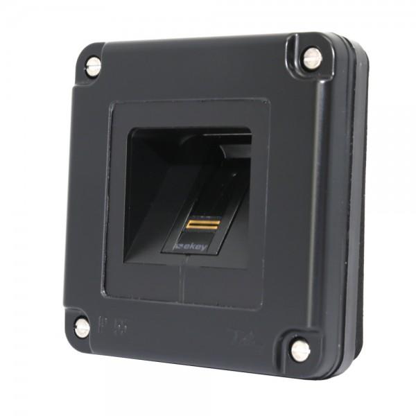 500016 Micro-Adapter Edelstahl NV RFID SC SC