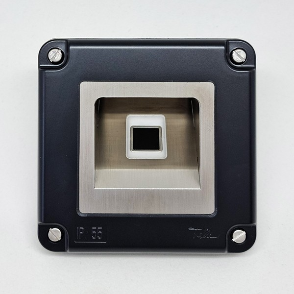 500086 Micro-Adapter Edelstahl dLine NV SC