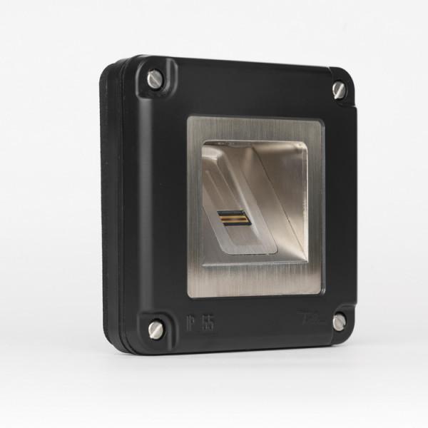 500038 Micro-Adapter Edelstahl arte NV SC