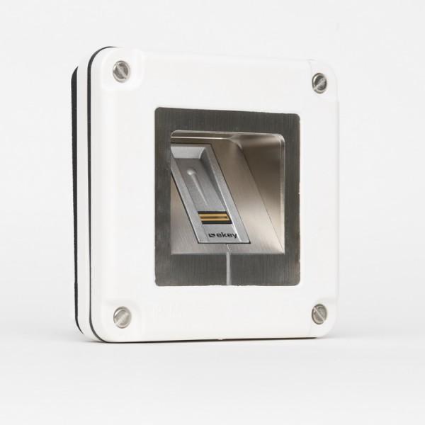 500013 Micro-Adapter Edelstahl NV RFID WE