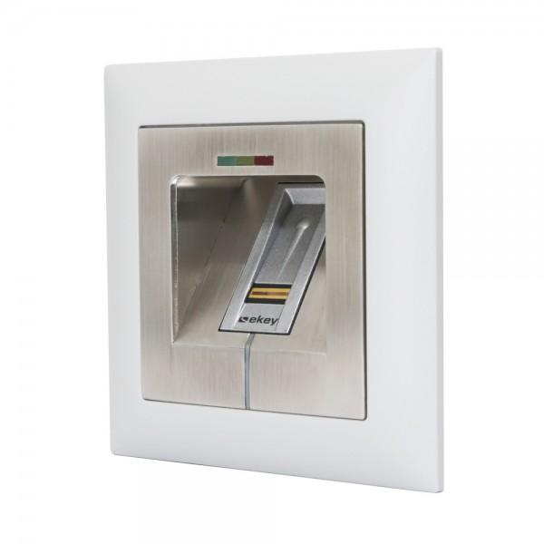 500023 Micro-Adapter Edelstahl LED RFID LG