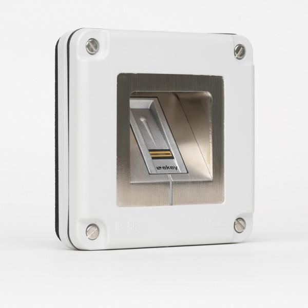 500015 Micro-Adapter Edelstahl NV RFID LG
