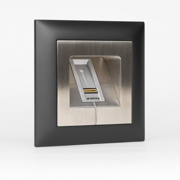 500006 Micro-Adapter Edelstahl RFID SC
